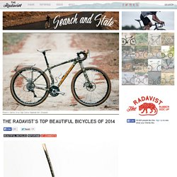 The Radavist's Top Beautiful Bicycles of 2014 - The Radavist