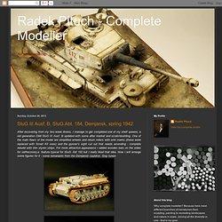 Radek Pituch - Complete Modeller