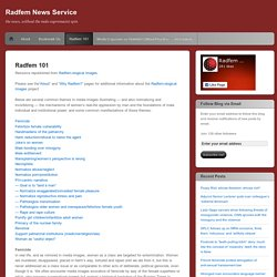 Radfem News Service