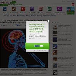Tu celular te está matando: lo que no quieren que sepas sobre la radiación electromagnética