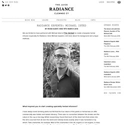 Radiance Experts: Michael Isted