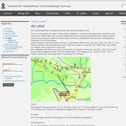 Verband für Radiästhesie und Geobiologie Schweiz