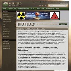 Radiation Detectors