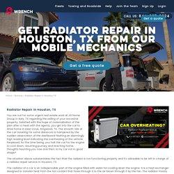 Radiator Repair Houston TX