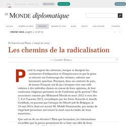 Les chemins de la radicalisation, par Laurent Bonelli (Le Monde diplomatique, février 2015)