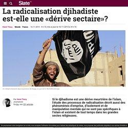 La radicalisation djihadiste est-elle une «dérive sectaire»?