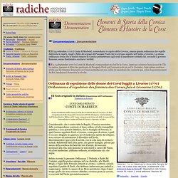 24/09/1770 Marbeuf expulse les Rebelles