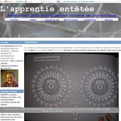 Radiesthésie - L'apprentie entêtée