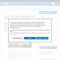 La cité radieuse de Marseille, une œuvre signée Le Corbusier