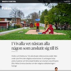 Radikala islamismen i Sverige - DN Fokus