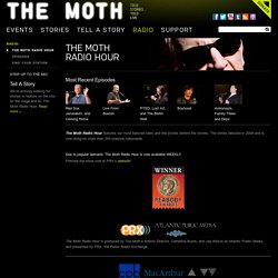 The Moth - Radio