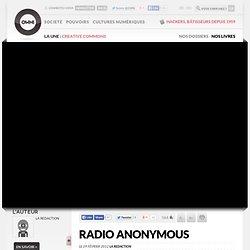 Radio Anonymous
