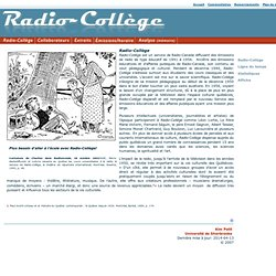 Radio-Collège