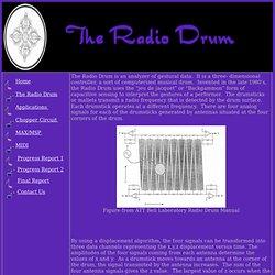 Radio Drum