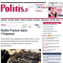 Radio France dans l'impasse