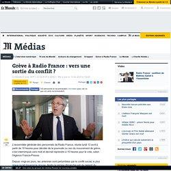 Radio France : vers une sortie du conflit ?