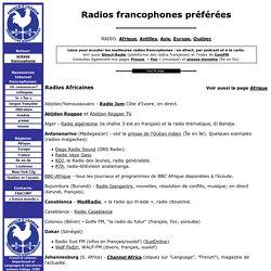 Radio francophone en direct