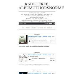 RADIO FREE ALBEMUThorsnorme