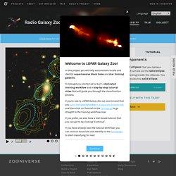 Radio Galaxy Zoo: LOFAR