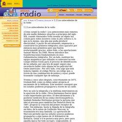 Radio - Historia y evolución