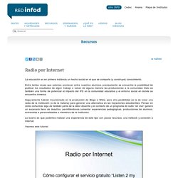 Radio por Internet Red Infod