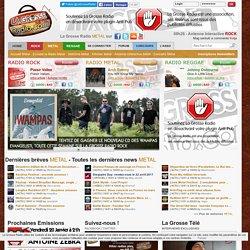 Radio Metal - La Grosse Radio Metal - Webzine Metal