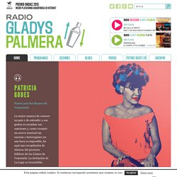 World Music Online Radio | Radio Gladys Palmera