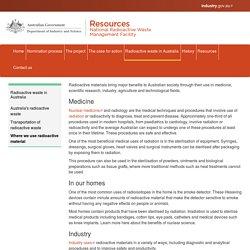 National Radioactive Waste Management Facility