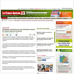 ACTUALITES NEWS 28/09/11 L'IRSN publie les nouvelles données sur la contamination radioactive au Japon