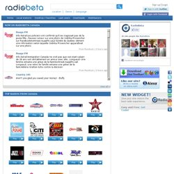 RadioBeta - Your tune to the world