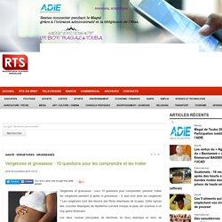 Vergetures et grossesse : 10 questions pour les comprendre et les traiter - Radiodiffusion Télévision Sénégalaise