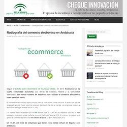 Radiografía del comercio electrónico en Andalucía