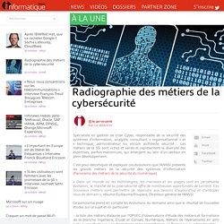 Radiographie des métiers de la cybersécurité