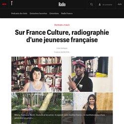 Sur France Culture, radiographie d'une jeunesse française