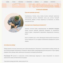 Radiologica Net Rumia - Dyskoliza ozonowa