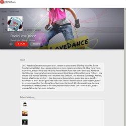 RadioLoveDance - Listen Live Radio