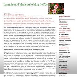 La maison d'alzaz ou le blog de l'écologie