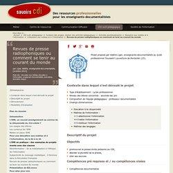 Savoirs CDI: Revues de presse radiophoniques ou comment se tenir au courant du monde