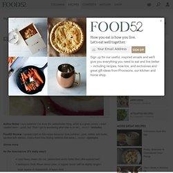 Radish, Mascarpone, Honey, Salt recipe on Food52