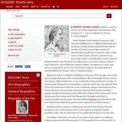 RADISSON, PIERRE-ESPRIT – Volume II (1701-1740)