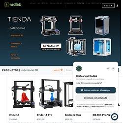 Radlab: Manufactura en Línea
