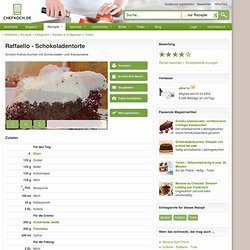 Rezept mit Bild: Raffaello - Schokoladentorte   Torten Rezepte