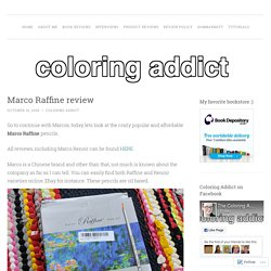 Marco Raffine review