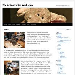 The Animatronics Workshop