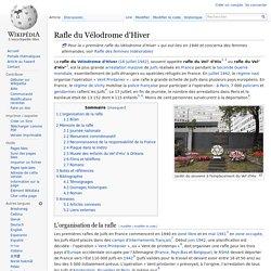 Rafle du Vélodrome d'Hiver