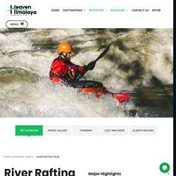 White Water rafting in Trishuli - Heaven Himalaya