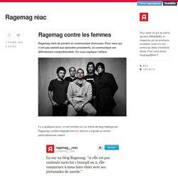 Ragemag réac