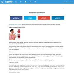 rahmansahrulgunawan9 - Pengobatan Asma Bronkial