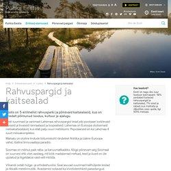 Rahvuspargid ja kaitsealad Eestis