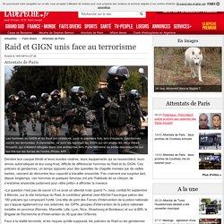 Raid et GIGN unis face au terrorisme - 10/01/2015